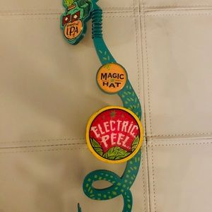 Other - Authentic Magic Hat Electric Peel Tap handle!